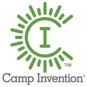 The logo for Camp Invention