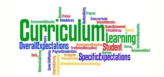 Picture of the word curriculum