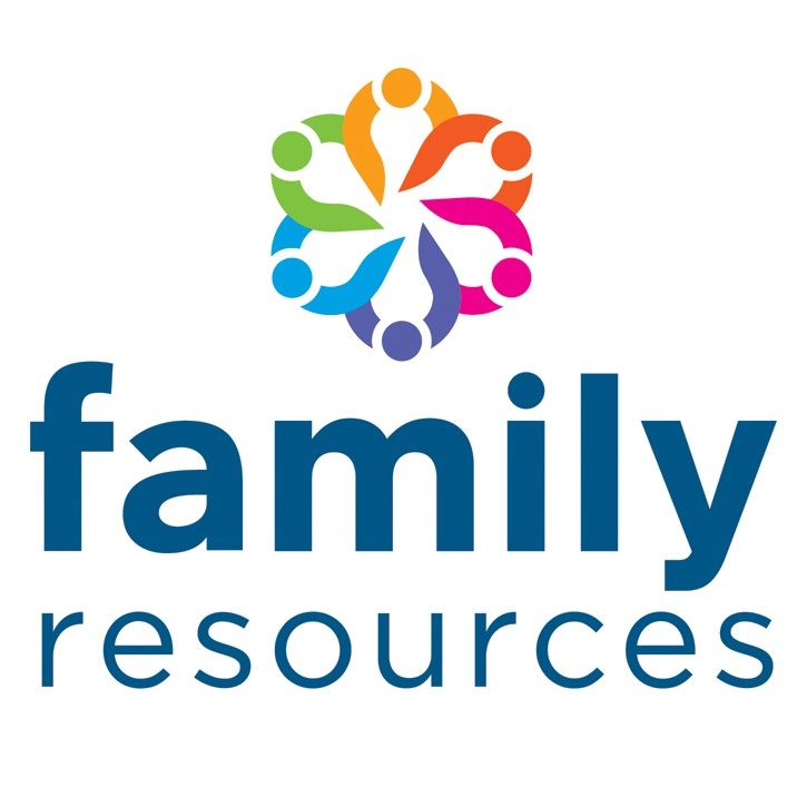 Picture with the words Family Resources