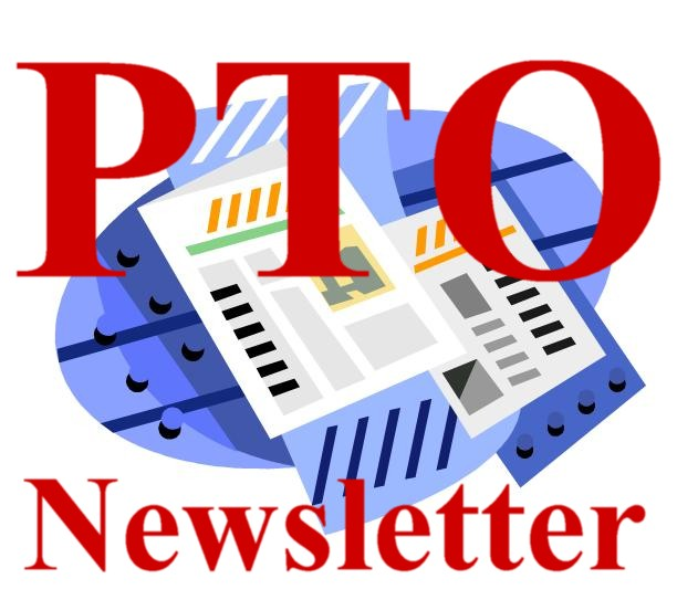 Picture of the words PTO Newsletter