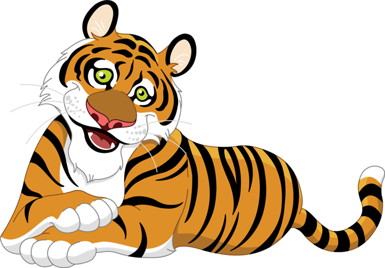 Picture of the Myers Elementary Tigers mascot