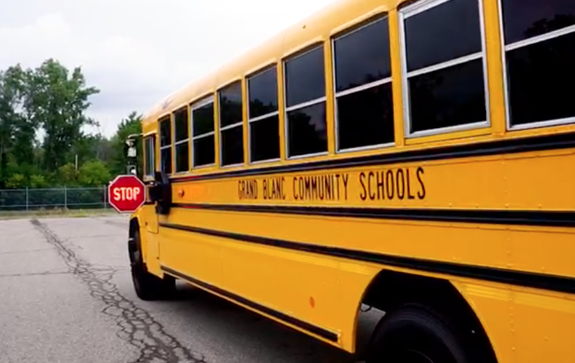 School Bus Safety Reminder!