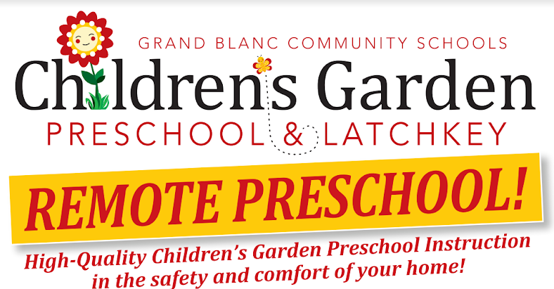 Children's Garden Remote Preschool