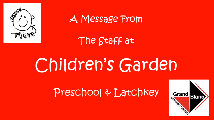 Children's Garden Staff Video